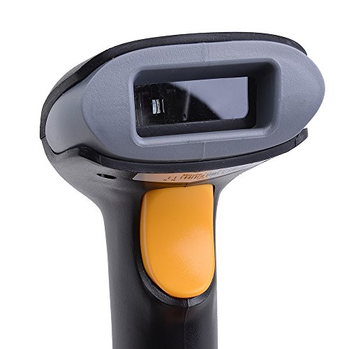 AGPtek® Wireless Bluetooth Barcode Scanner for iPhone Samsung Tablet PC  Support iOS/Android/Mobile OS/Windows XP/Win 7 0/Win 8 0/WinCE